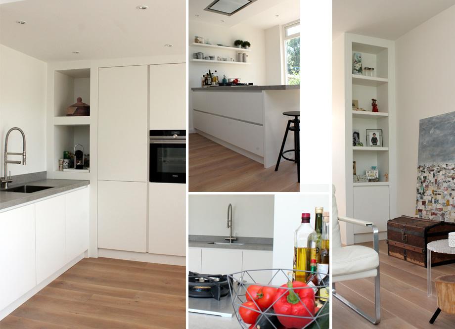 Best gerealiseerde projecten images keukens met