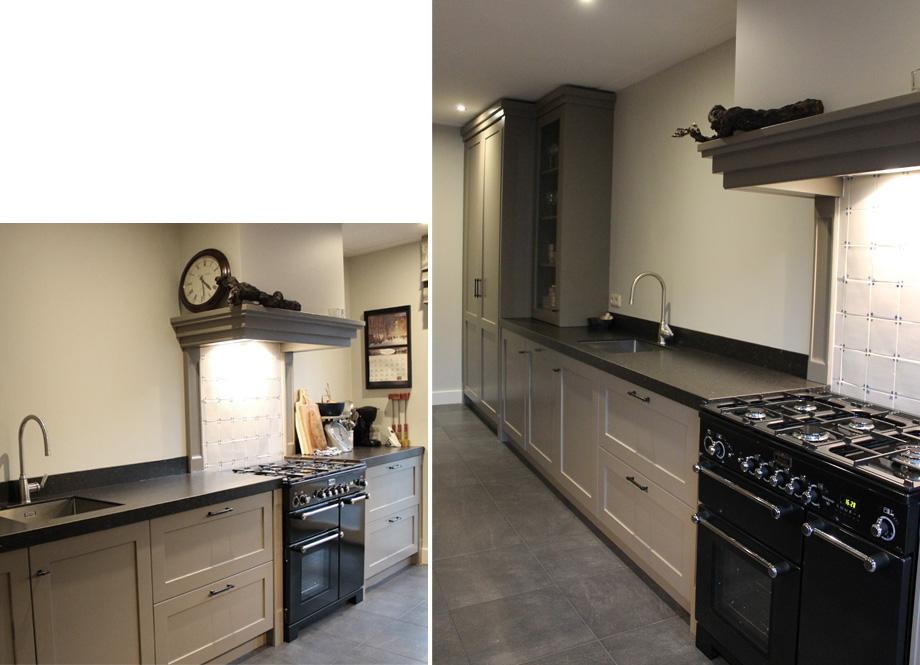 Grijze Keuken Met Zwart Blad : Gerard Keuken & Meubel Design Op maat gemaakte meubels, stijlvolle