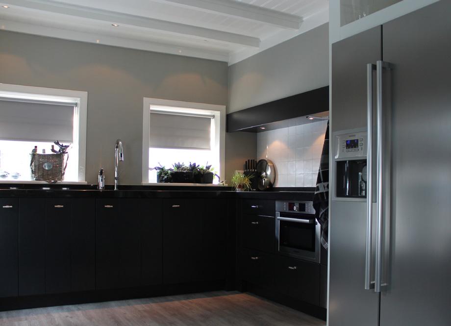 Keuken Zwart Mat  u2013 Atumre com