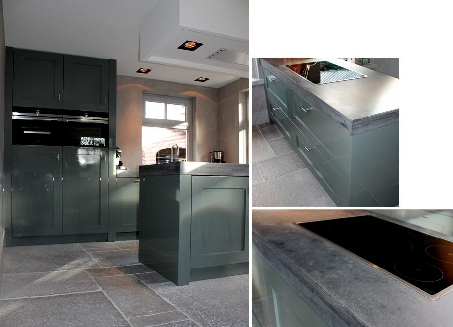 Keuken Antraciet Hoogglans : Gerard Keuken & Meubel Design Op maat gemaakte meubels, stijlvolle